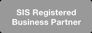 SIS Registered Business Partner